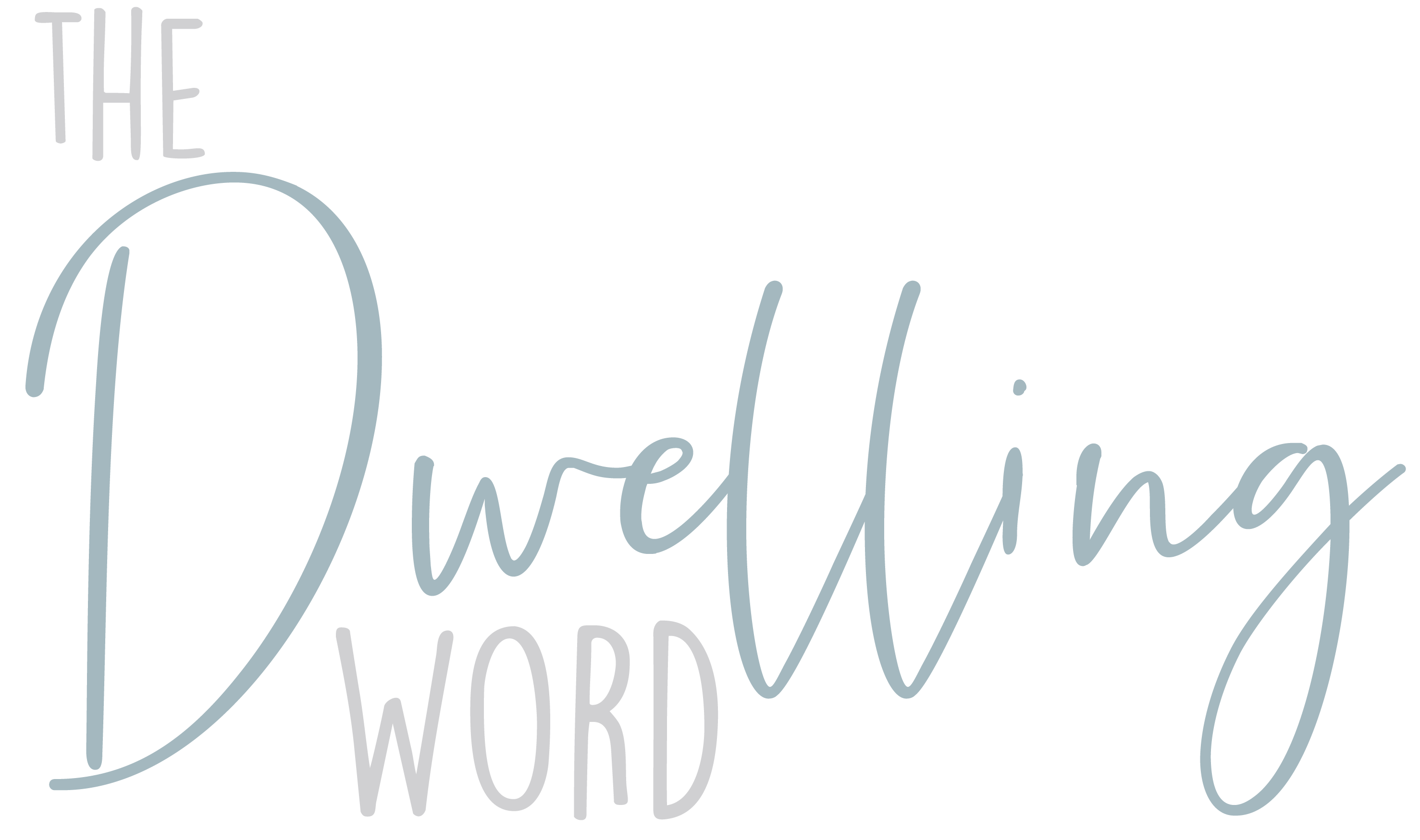 The Dwelling Word